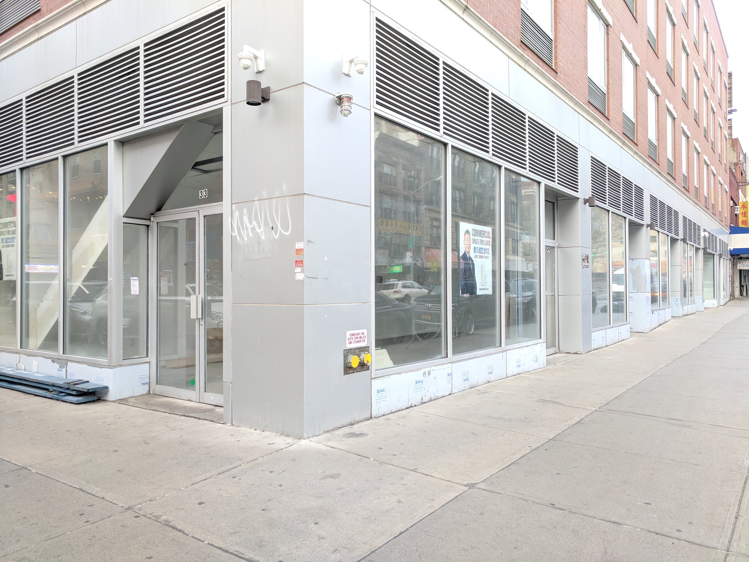 Longines Realty, Inc. - Commercial Real Estate Sale Listing: 86 Canal St NYC