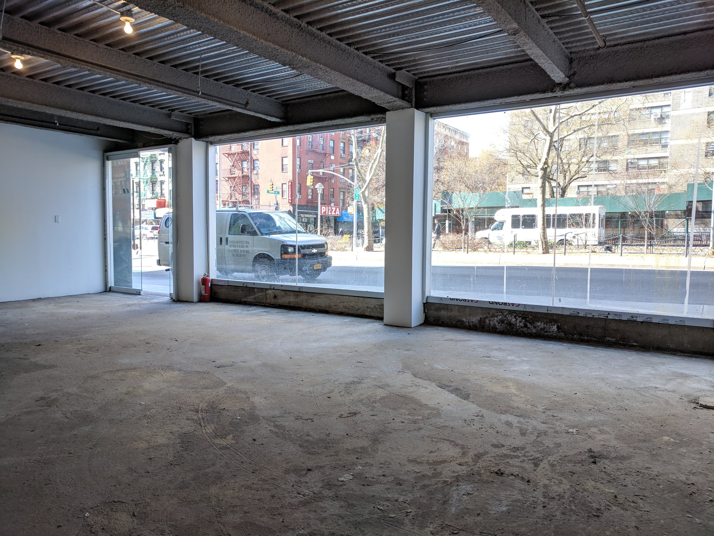 Longines Realty, Inc - Commercial Real Estate Lease Listing NYC: 44 Allen St NYC