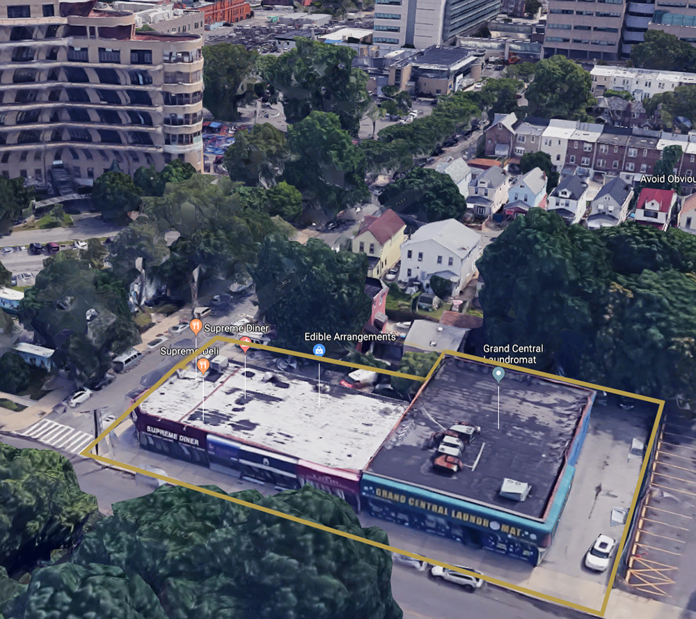 Longines Realty, Inc. - Commercial Real Estate Sale Listing - 82-65 Parsons Blvd NYC, Queens