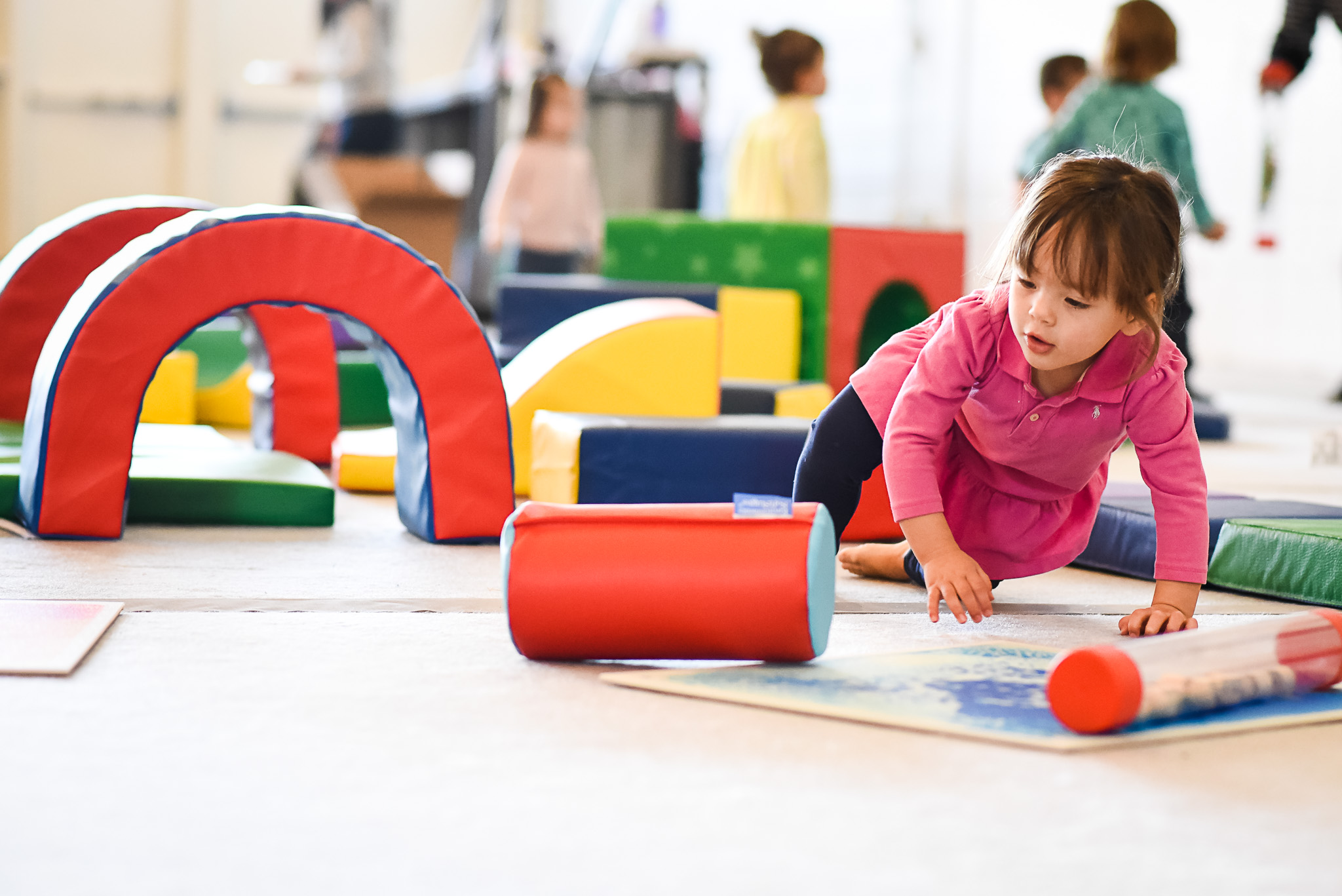 A Pop-up Play Experience at Stanley Market - Usually Monday and Thursday 9:30-11:30 | Just $10 per child; $5 for siblings
