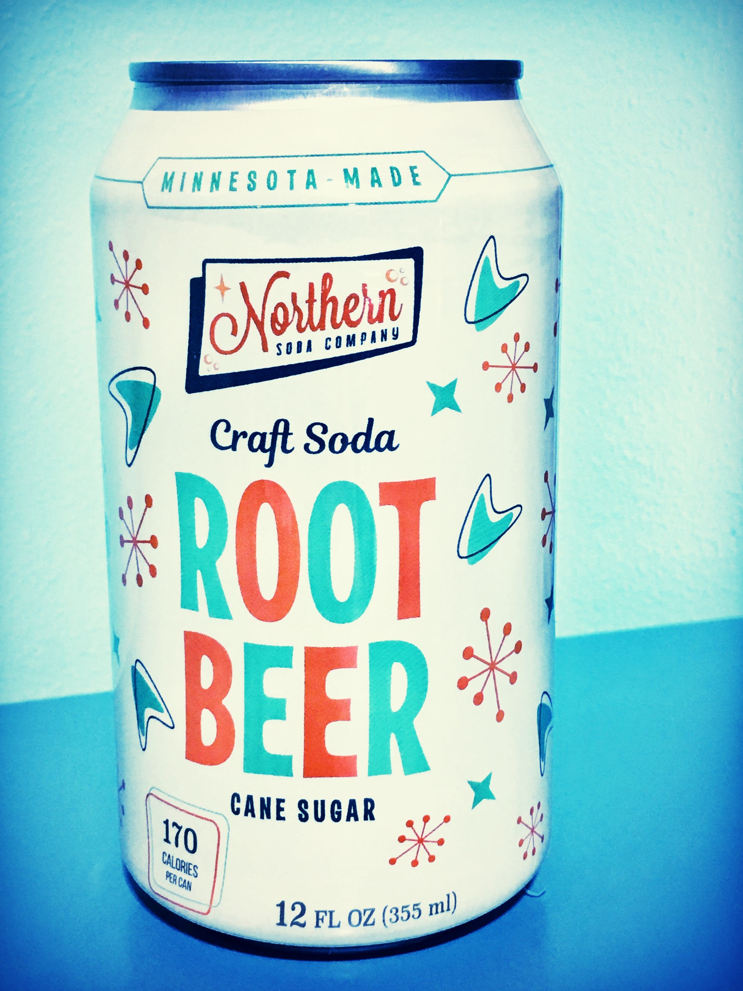 Northern's signature soda, our 50's style root beer, is creamy and complex—with hints of honey, vanilla, star anise, and a secret spice, that combine to make a one-of-a-kind root beer.