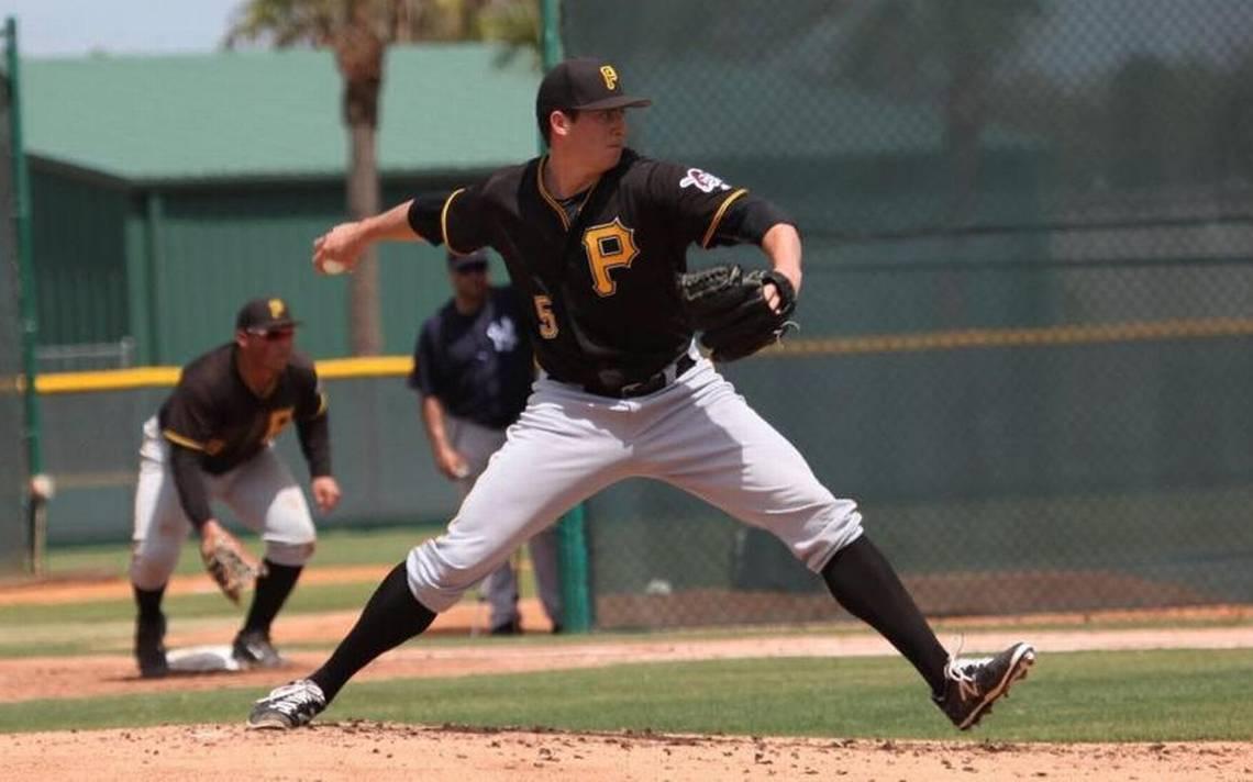 Geoff hartlieb - Pittsburgh Pirates