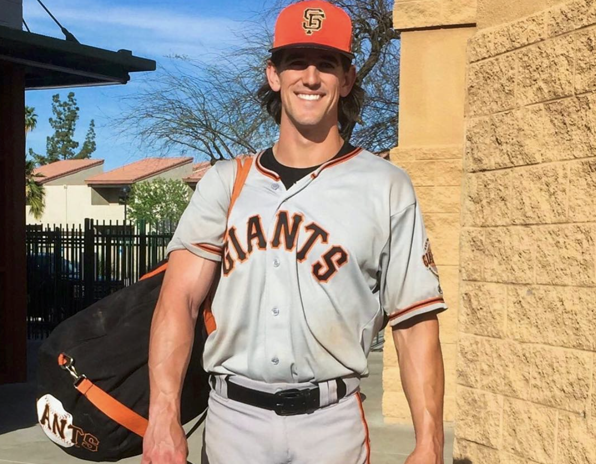 Chris corbett - San Francisco Giants