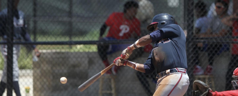 Trey Harris - Atlanta Braves