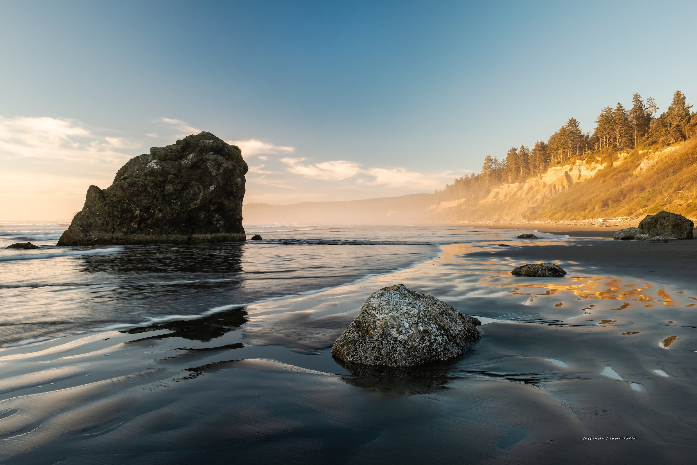 RUBY REACH, Olympic National Park. ©  Given photography 201 9