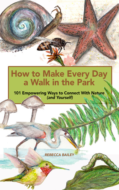 Get a free download of my new book for a limited time - Did you know that connecting with nature helps you connect with your own power? Do you need ideas on how to spend time in our natural world? Do you want a break from your crazy, hectic week?Let me guide you on how to get the most out of our natural world in my new book: How to Make Every Day a Walk in the Park: 101 Empowering Ways to Connect With Nature (and Yourself)Link to the book here: How to Make Every Day a Walk in the Park: 101 Empowering Ways to Connect With Nature (and Yourself)You don't need a Kindle reader to read my ebook. You can read it on any of your devices with the Kindle app. Download the free Kindle app here.GET YOUR FREE DOWNLOAD FROM AUGUST 15-17