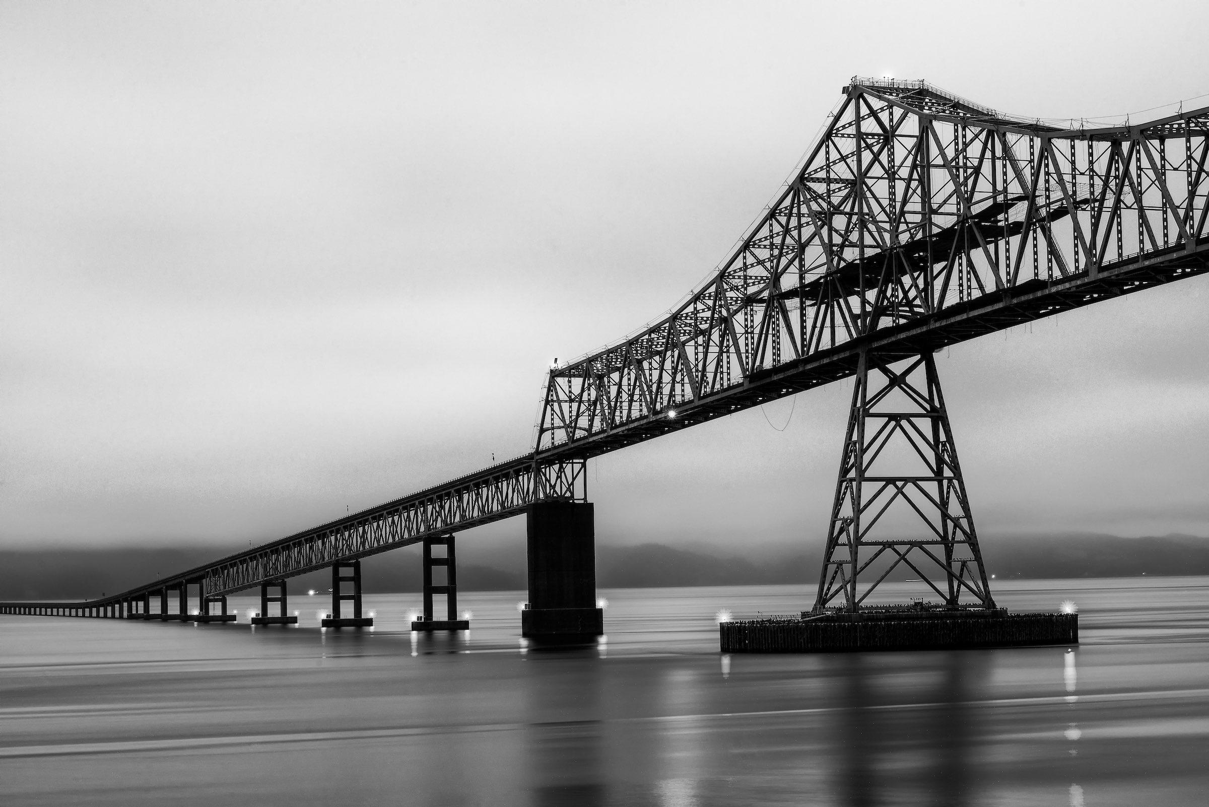 ASTORIA BRIDGE. © 2019 GIVEN PHOTOGRAPHY