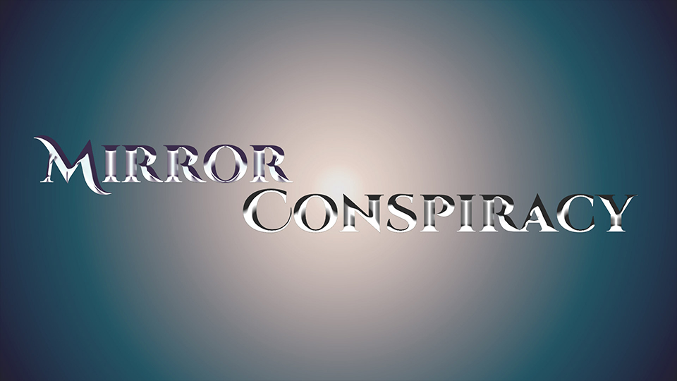 Early prototype for the main title.