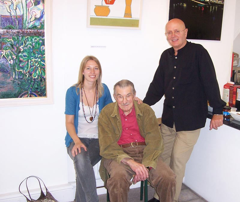 The Final Exhibition - My grandfather, John Berryman and I