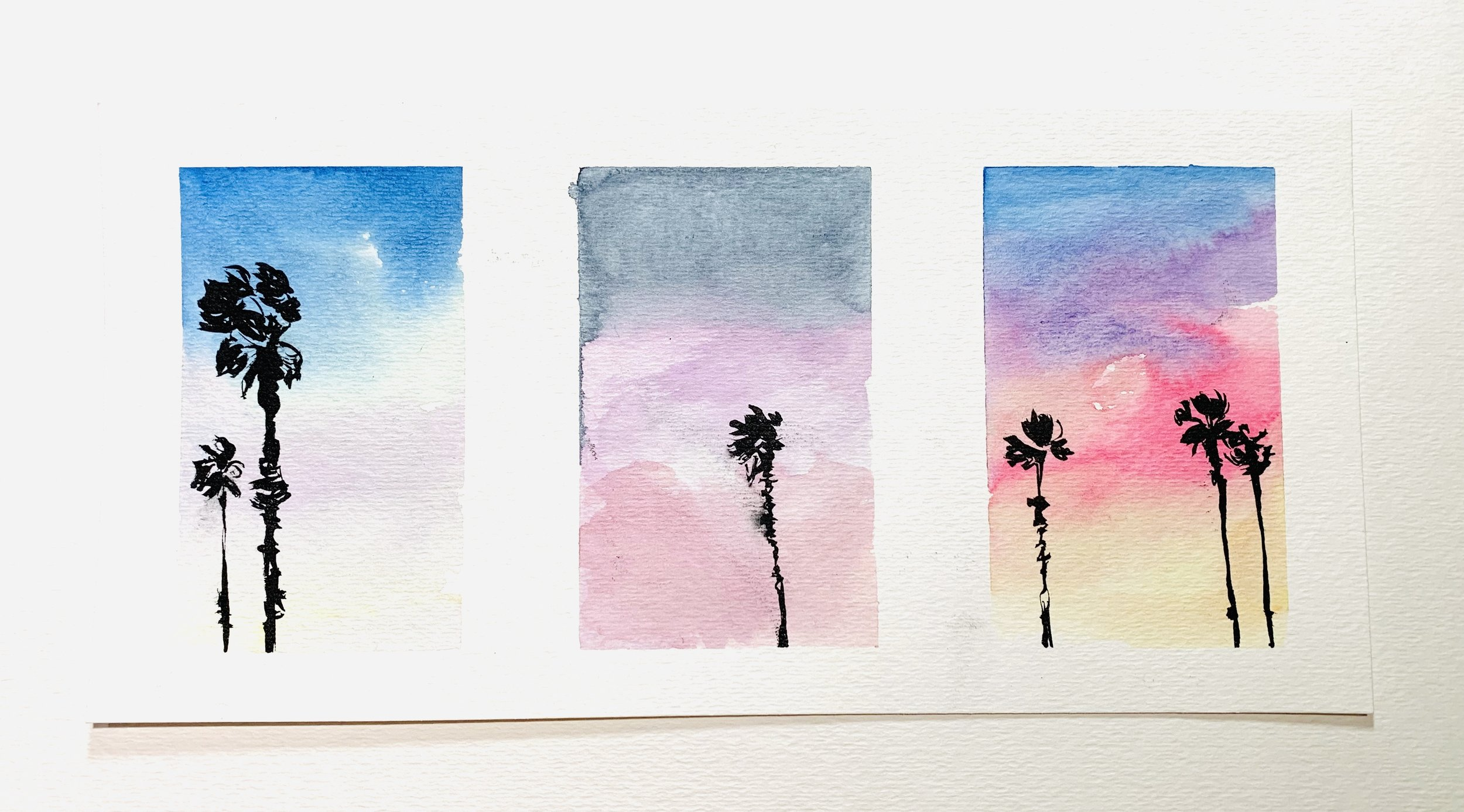 Diy Simple Watercolor Paintings You Can Gift Dream In Color