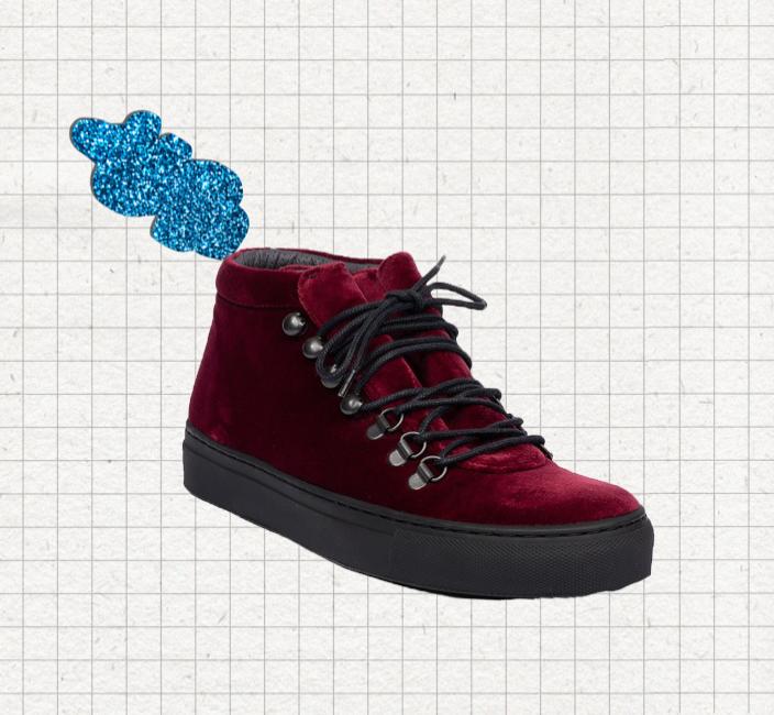 Grand Step Shoes - Durables, bios et 100% vegan.