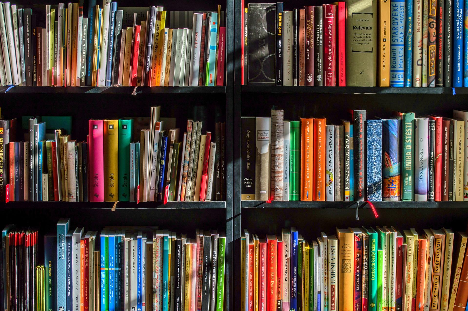 1. Bookstores