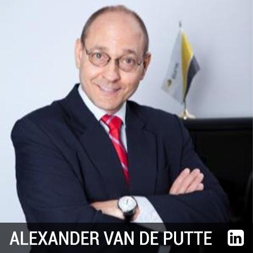 ALEXANDER VAN DE PUTTE