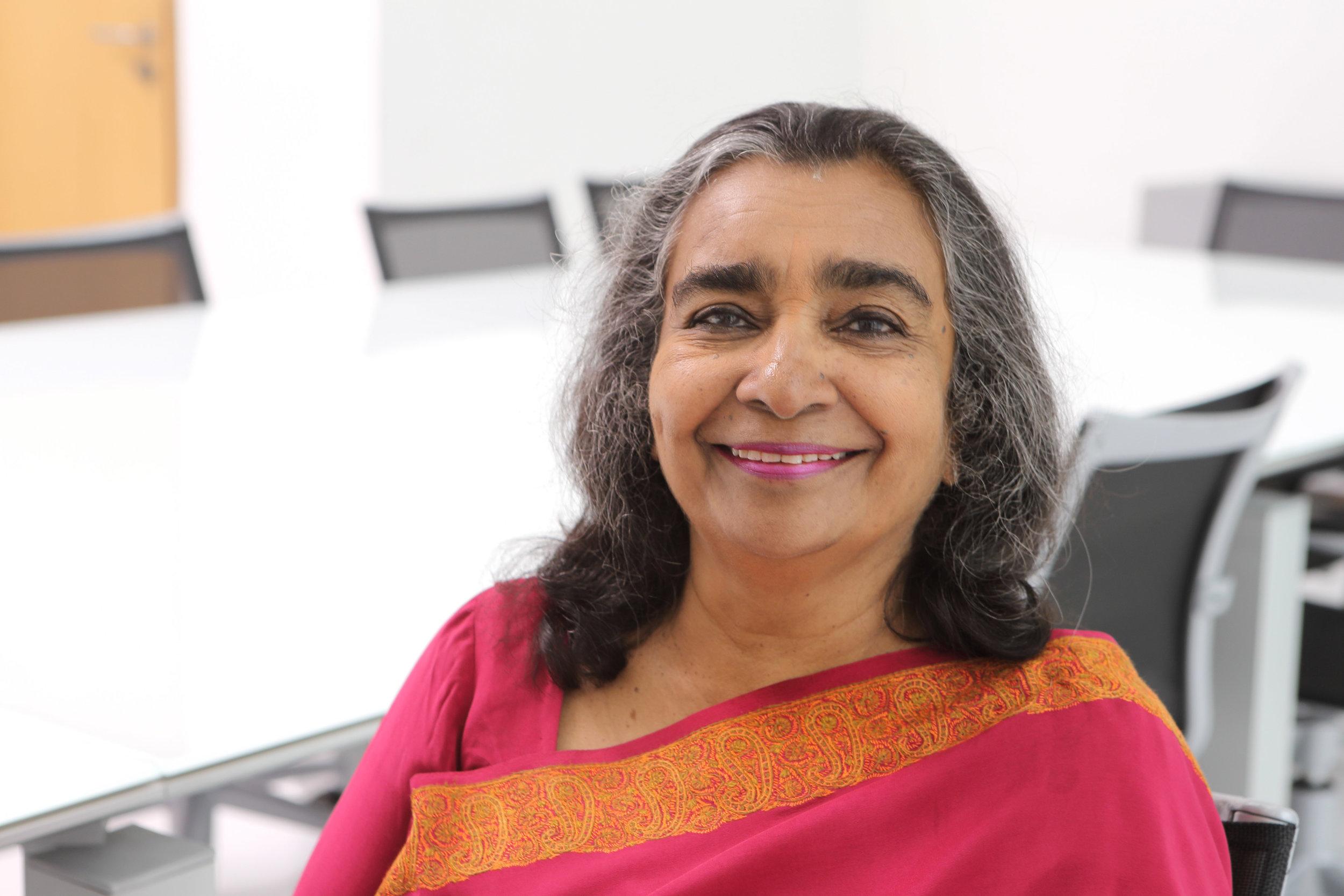 Gowri Ishwaran - CEO, tGELF