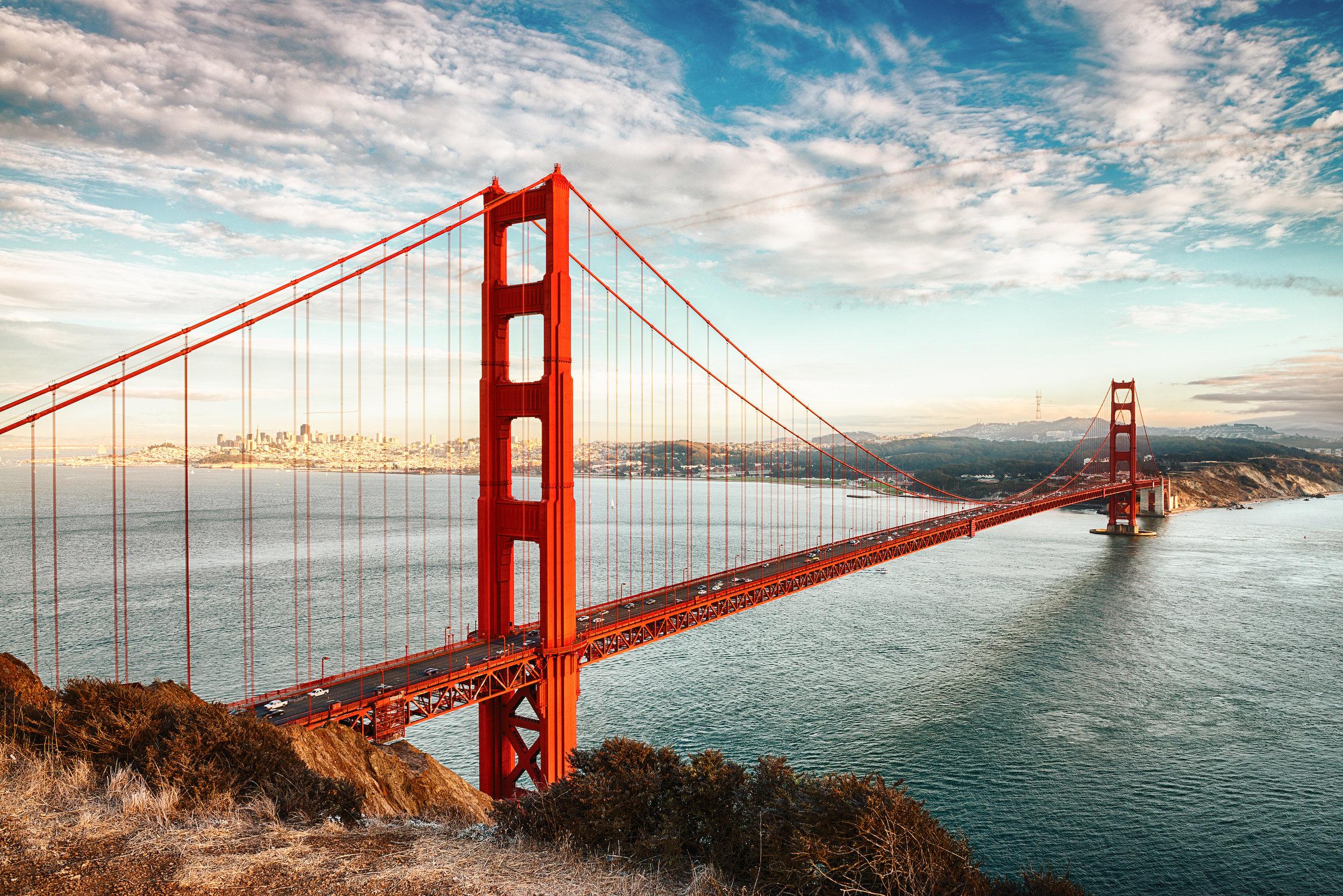 The Presidio  San Francisco, CA