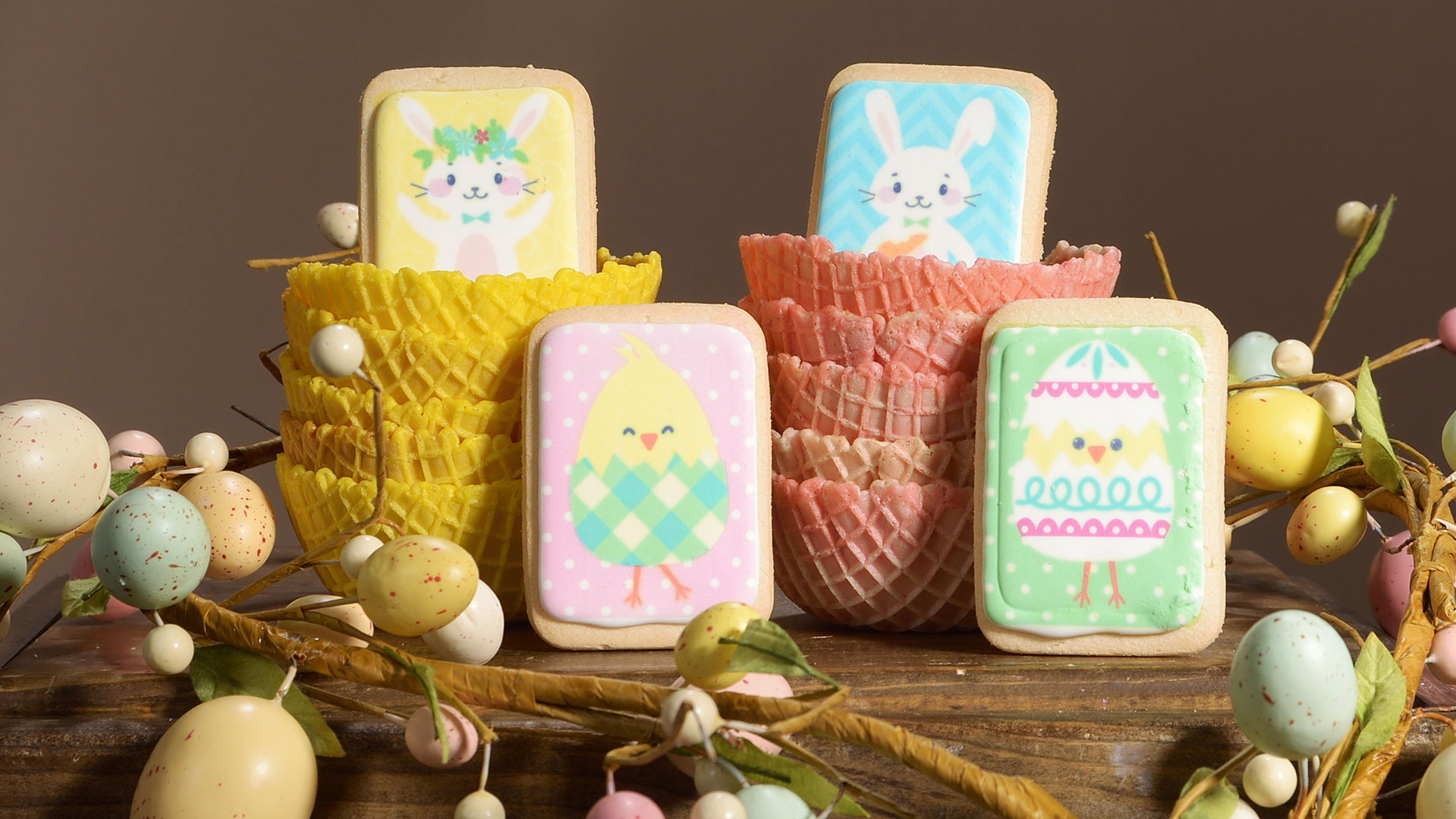 Get Sassy This Easter - Love that Sass! Check out our seasonal cones.