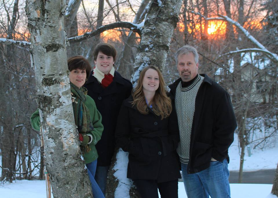 Eric Elkin Family Photo