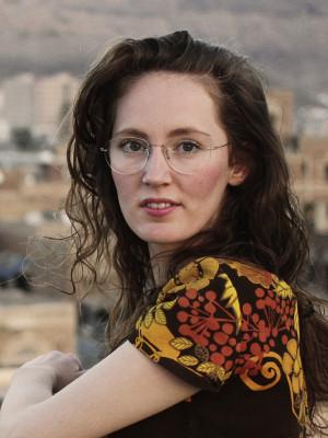 Tanja Holm - Ålder: 36Bor: Just nu i den lilla bergsstaden Peja, KosovoPluggade: Konstvetenskap, arabiska och praktisk filosofi på SUJobbar med: Frilansjournalistik
