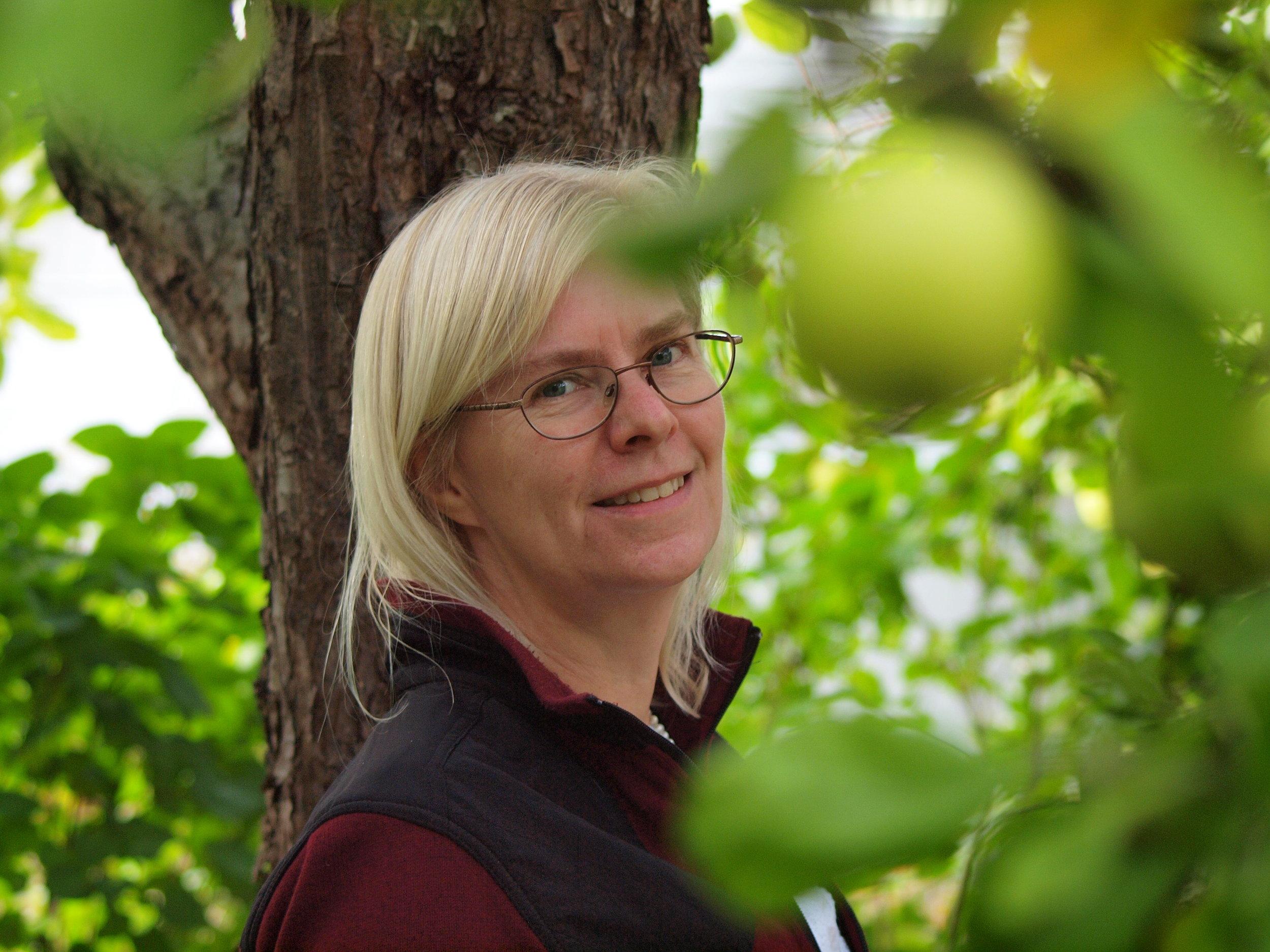 """""""Vi kan få en havsnivåökning som inte sjunker igen även om klimatet blir kallare."""" - Gunilla Svensson, professor i meteorologi vid Bolincentret för klimatforskning."""