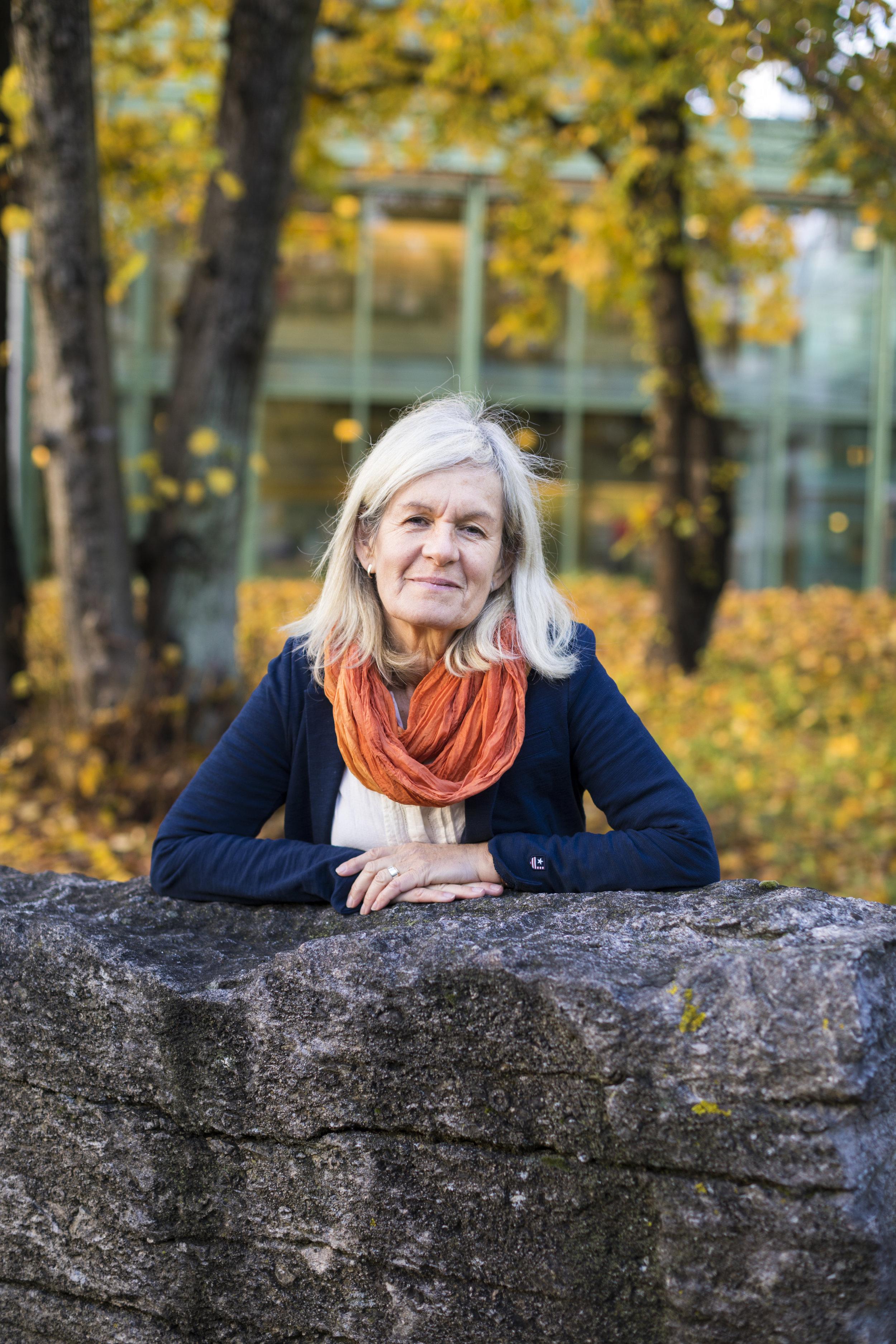 Gunhild Rosqvist, FOTO: Niklas Björling