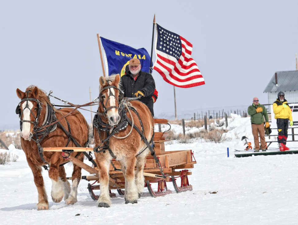Wagon Train & Flags.png