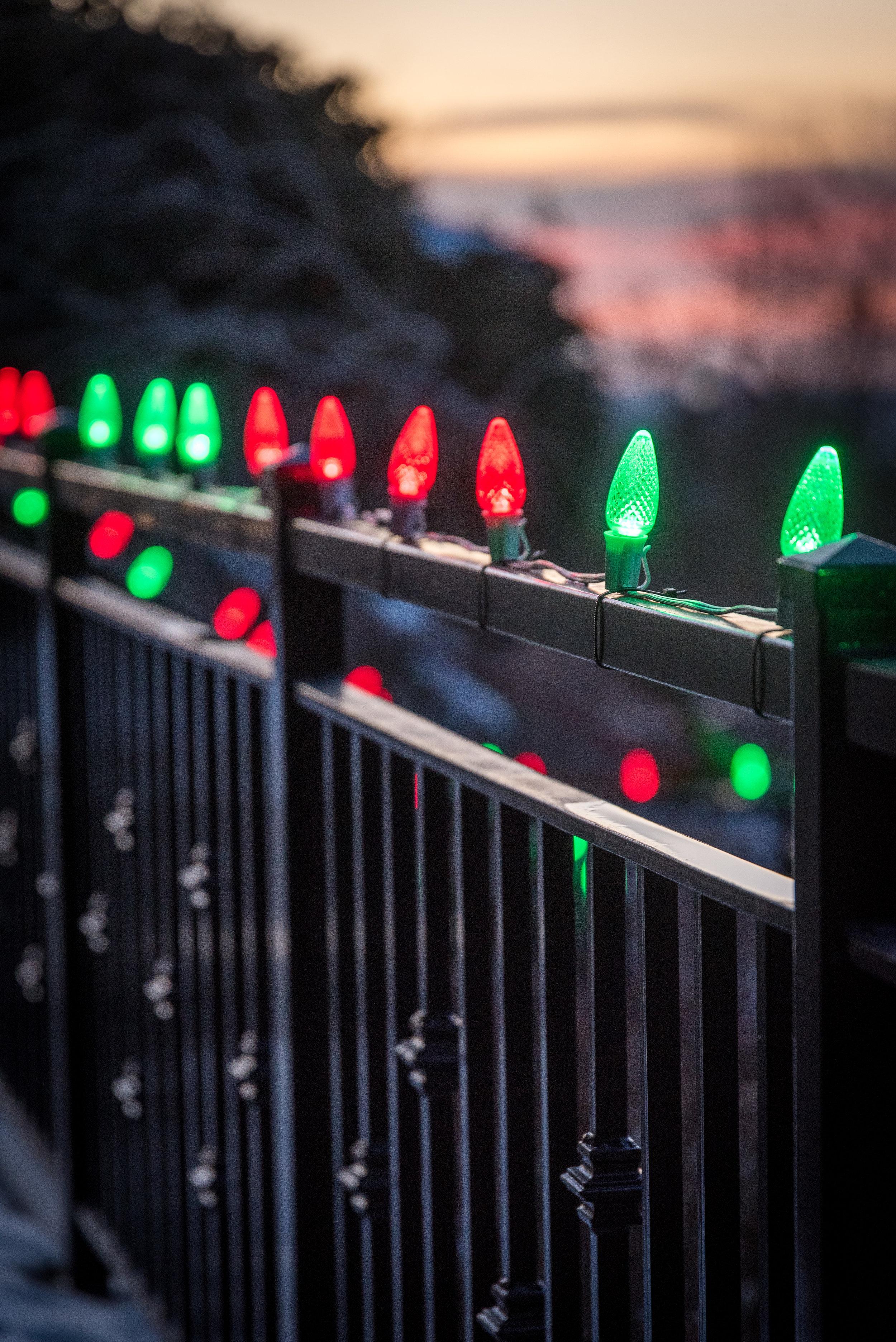 LED-C9-RED & LED-C9-GRN