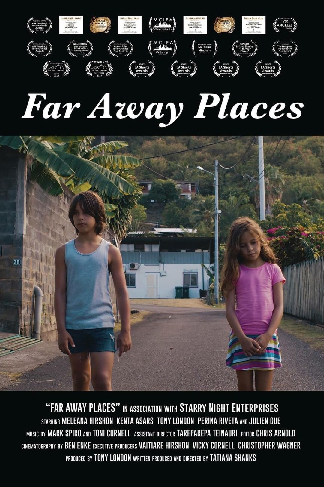 Far Away Places | Shortfilm.
