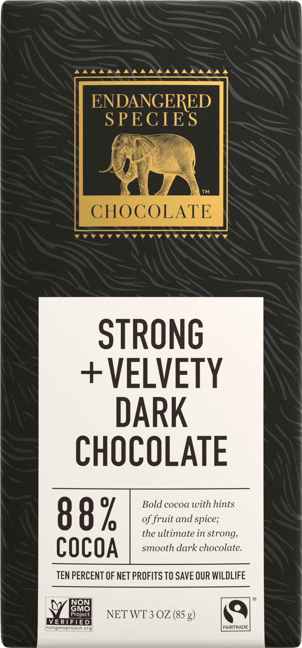 Image by    Endangered Species Chocolate    | Chocolate Bar | $2.69