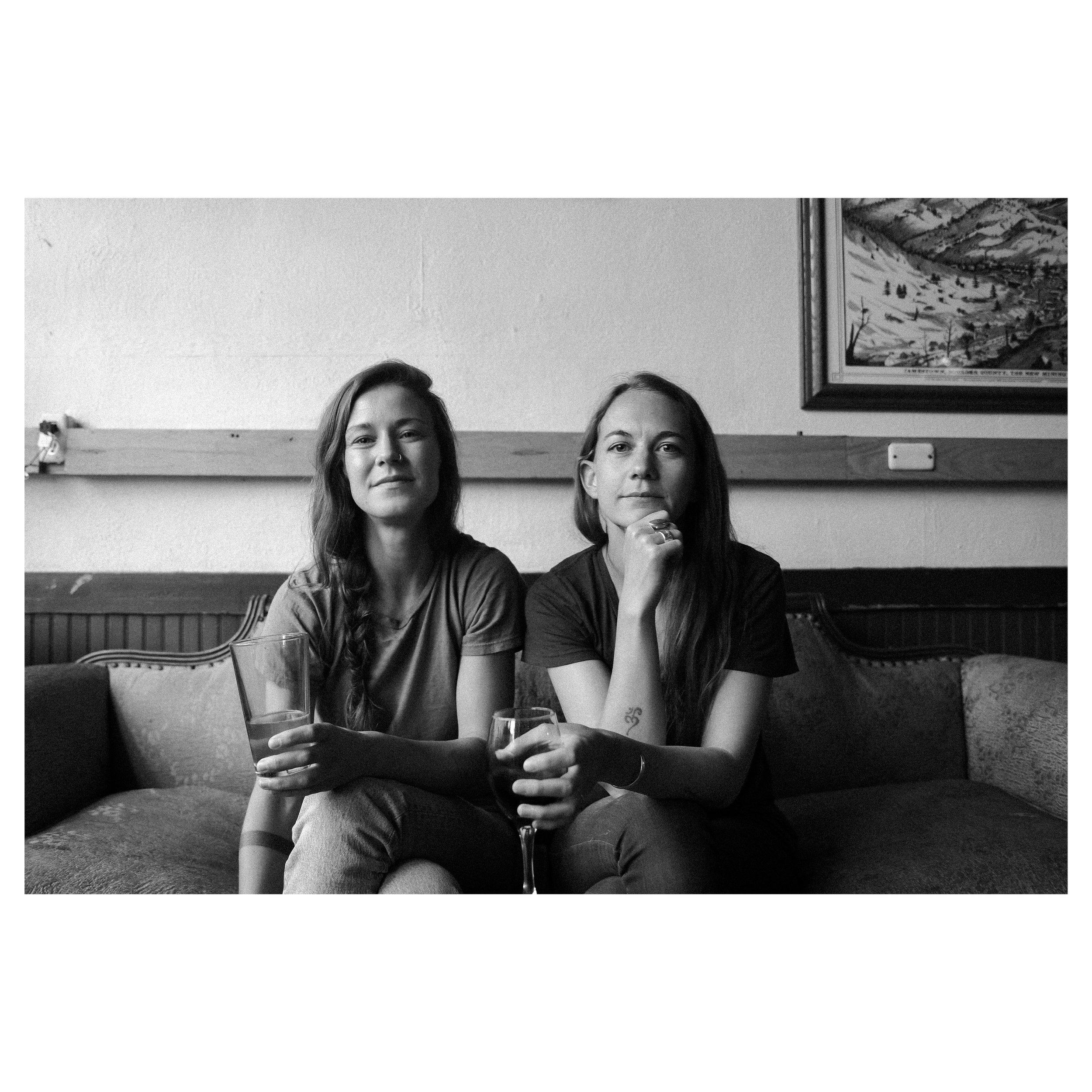 Mae Frances and Stevi McNeill | Co-Creators of  Dust + Grit
