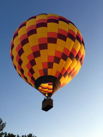Balloon Rides NH - Andre Boucher