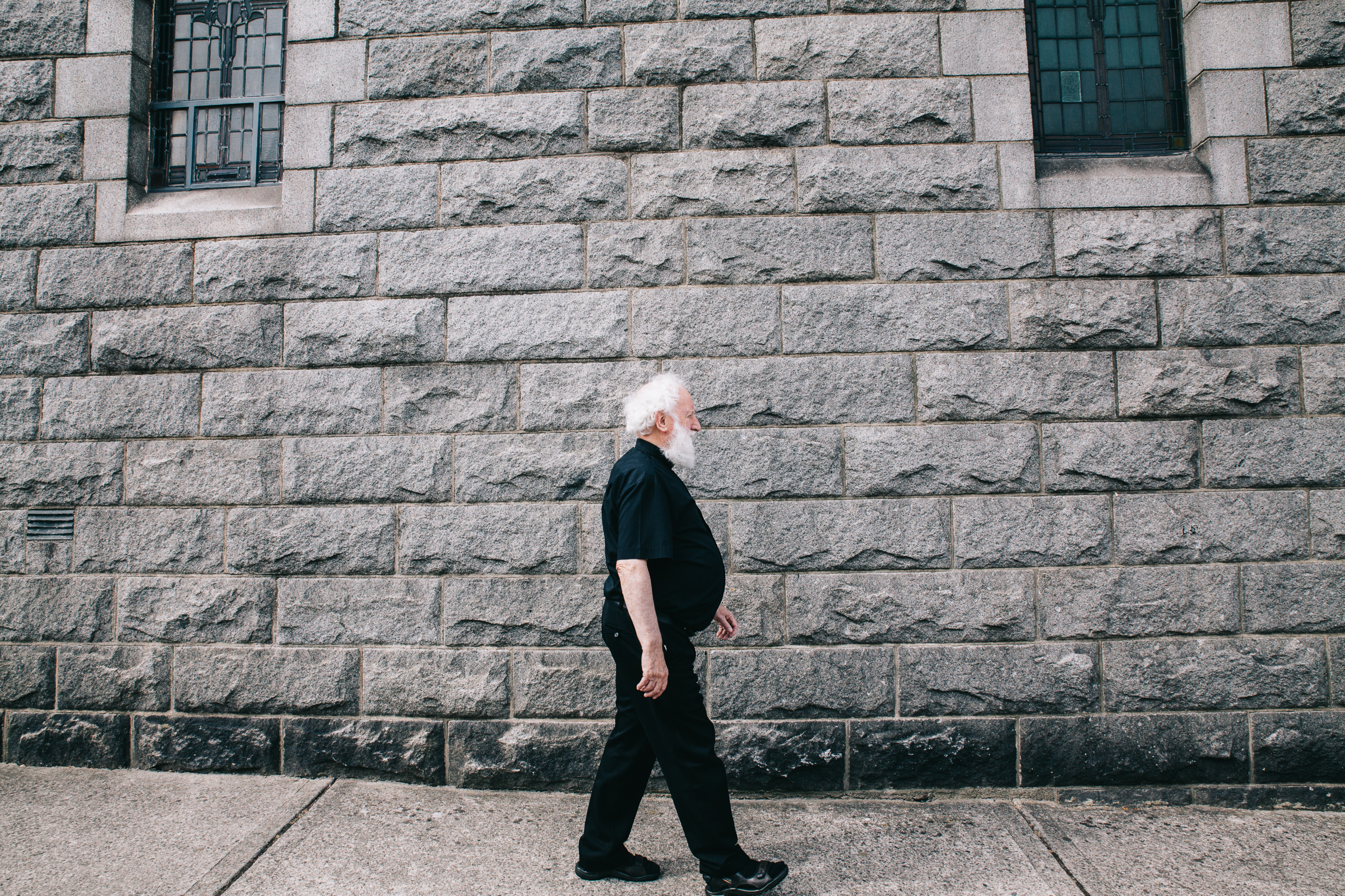 It Is Finished - After Mass Fr.Maher takes the long way home and walks from the Church back to his cell but he's not finished yet and is about to embark on another adventure.