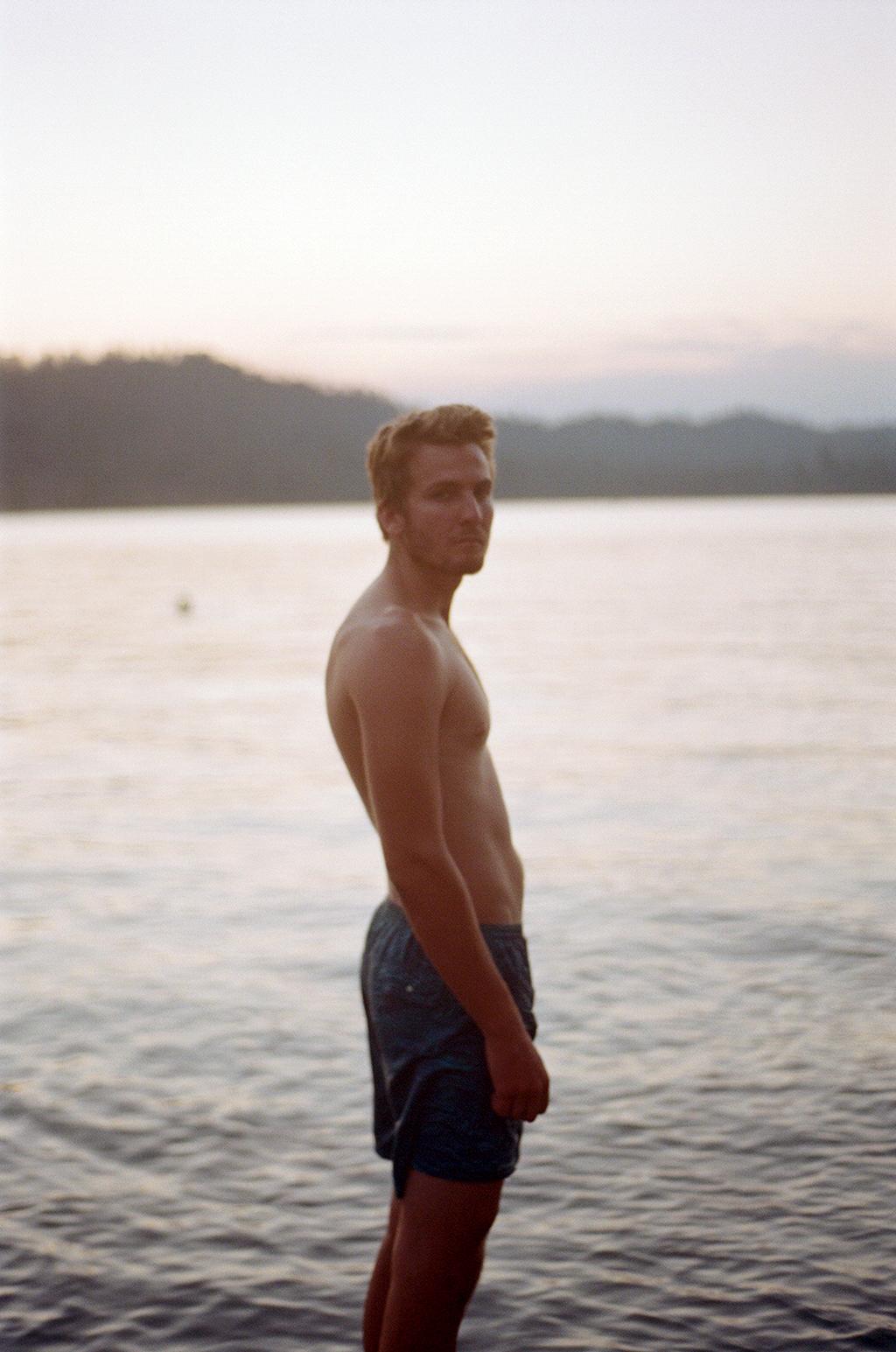 Trent Pederson, 22, Bass Lake, CA.