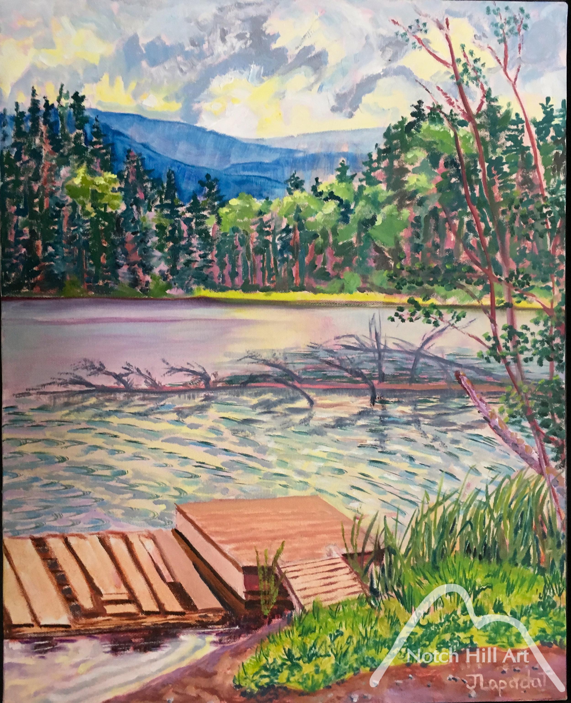 Kitsegeucla Lake