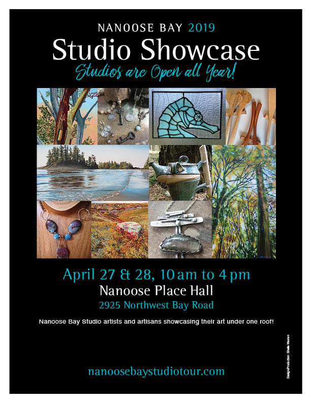 Poster - Nanoose Bay Studio Showcase 2019.jpg