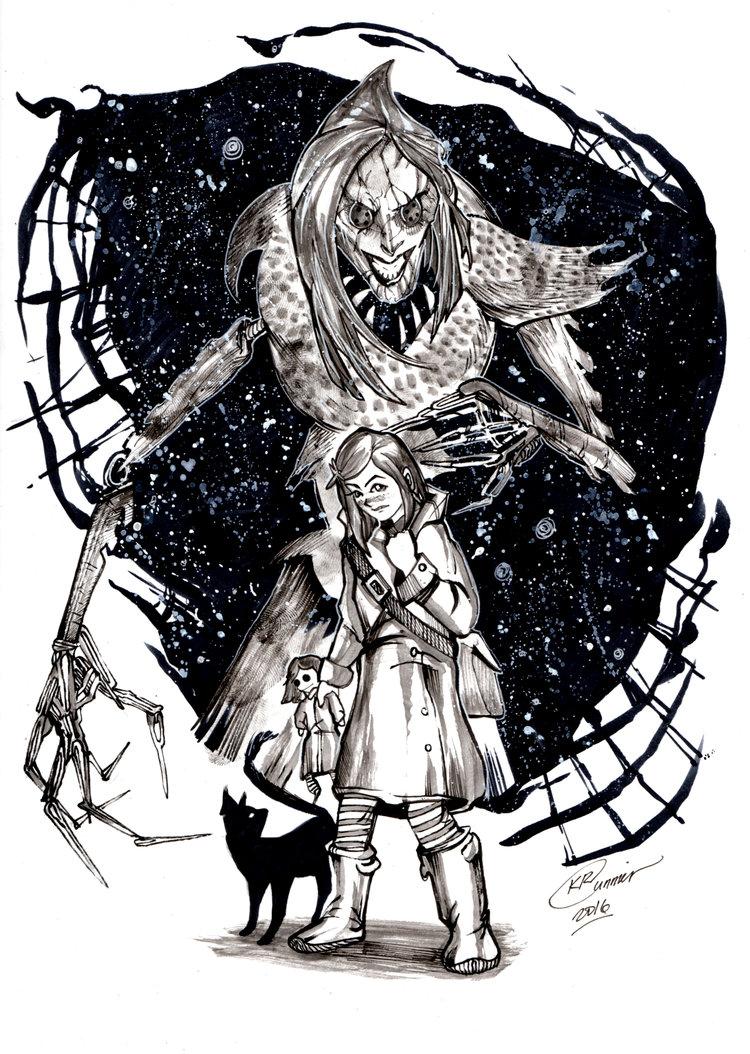 Coraline Keegan Currier Illustration