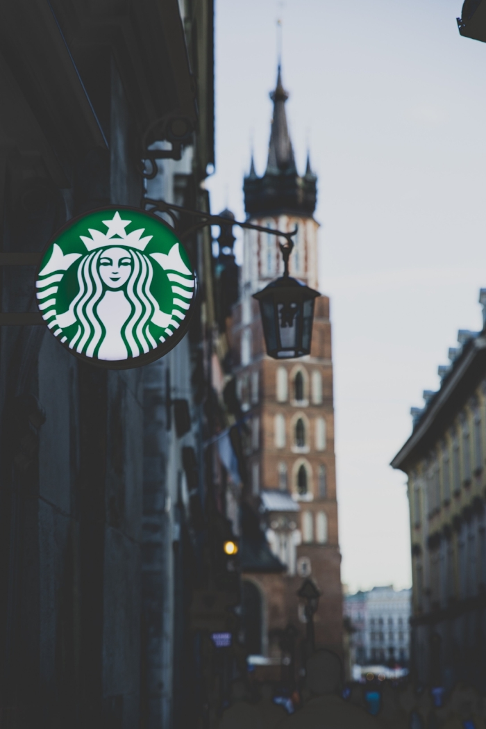 Starbucks Old Town brand