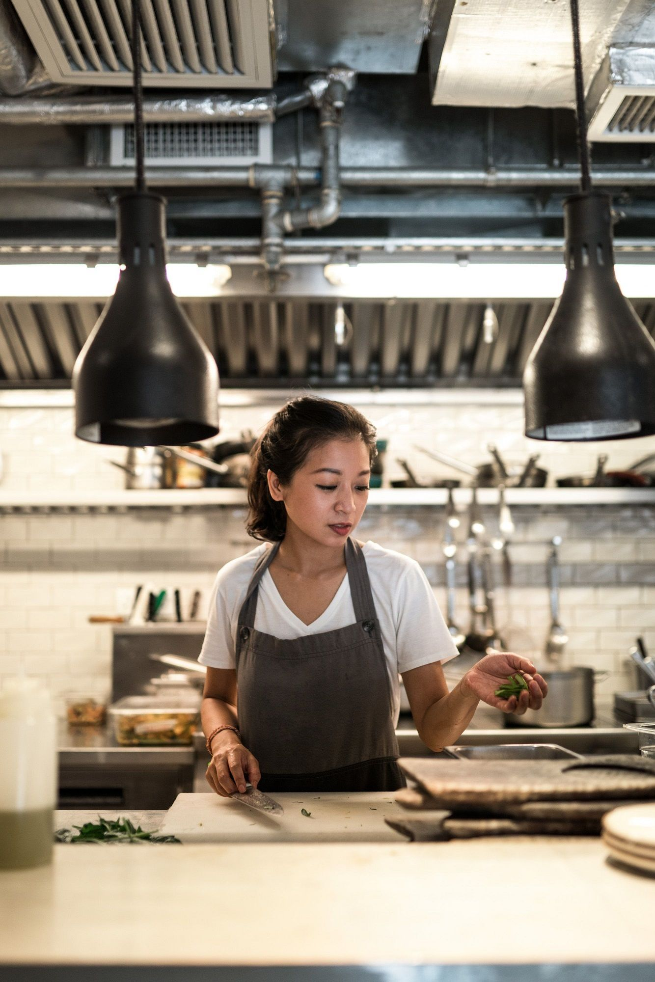 Chef Peggy Chan (Source: Grassroots Pantry  website )