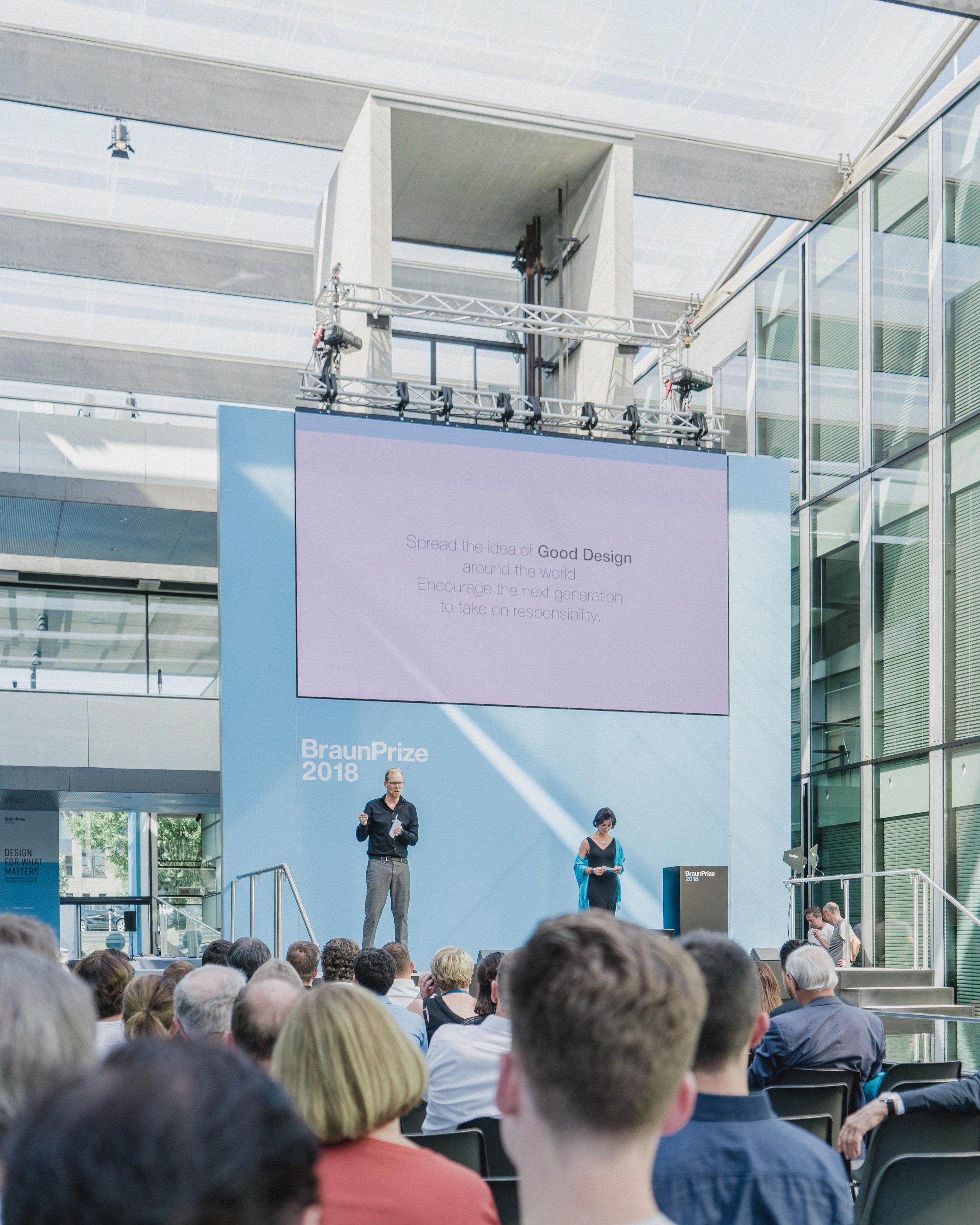 Opening speech on Good Deisgn