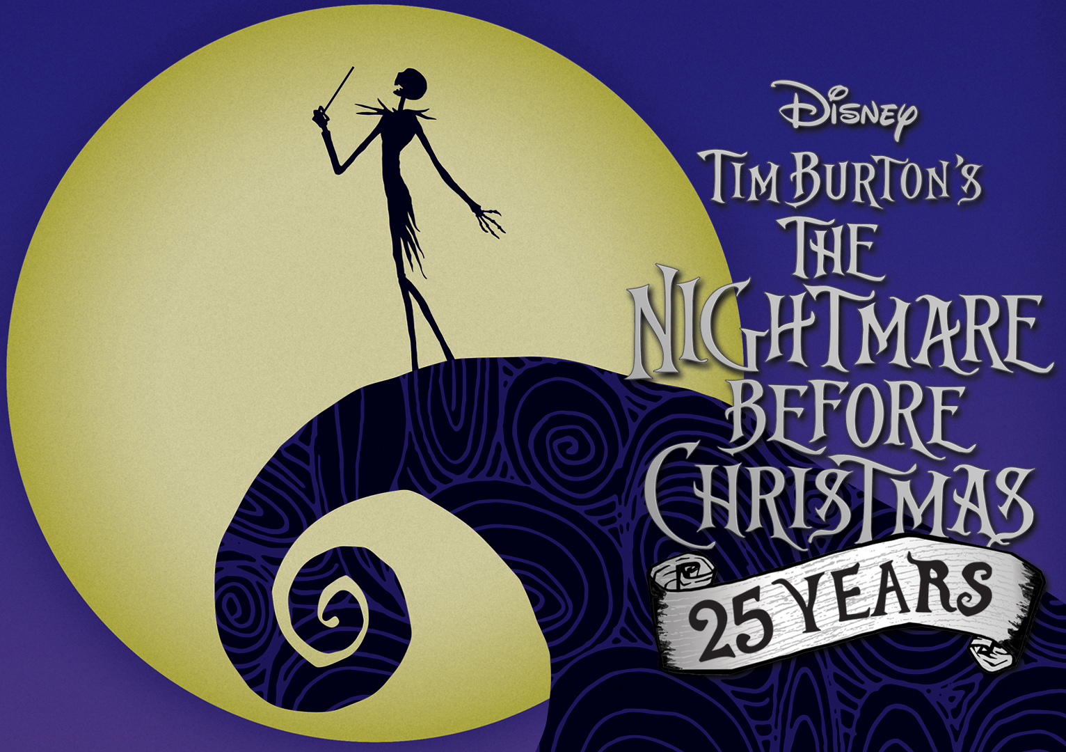 The Nightmare Before Christmas - Starring Danny Elfman, Catherine O'Hara & Ken PageFriday, October 26th & Saturday, October 27th