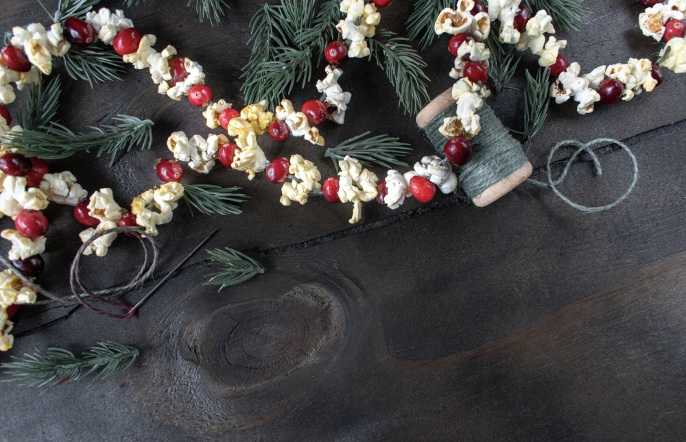 Repurpose Items For Holiday Decor