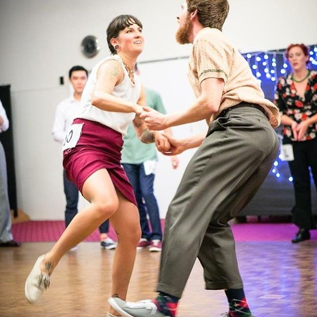We had so much fun at our annual comps! Come learn to dance with us! #swingdance #auckland #vintage #lindyhop