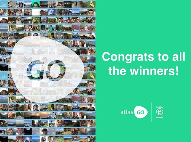 Congrats to all the winners of the very first B Local Bay Area @atlas_go challenge! 🏅