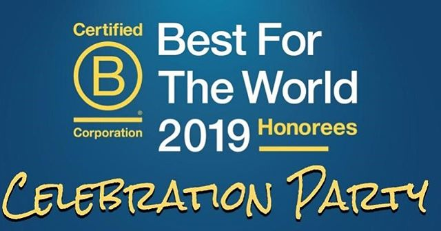 We're super proud that we have 86 'Best for the World' Honorees in our Bay Area community! So let's celebrate on 10/3 at our first ever 'Best for the World' Party, hosted by honoree, @gelfandpartners ! RSVP Link in Bio.