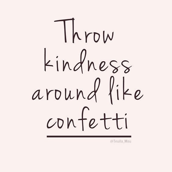 Love this...sprinkle a little kindness wherever you go ✨🧚🏻‍♀️💕 #tmcmakeupartistry