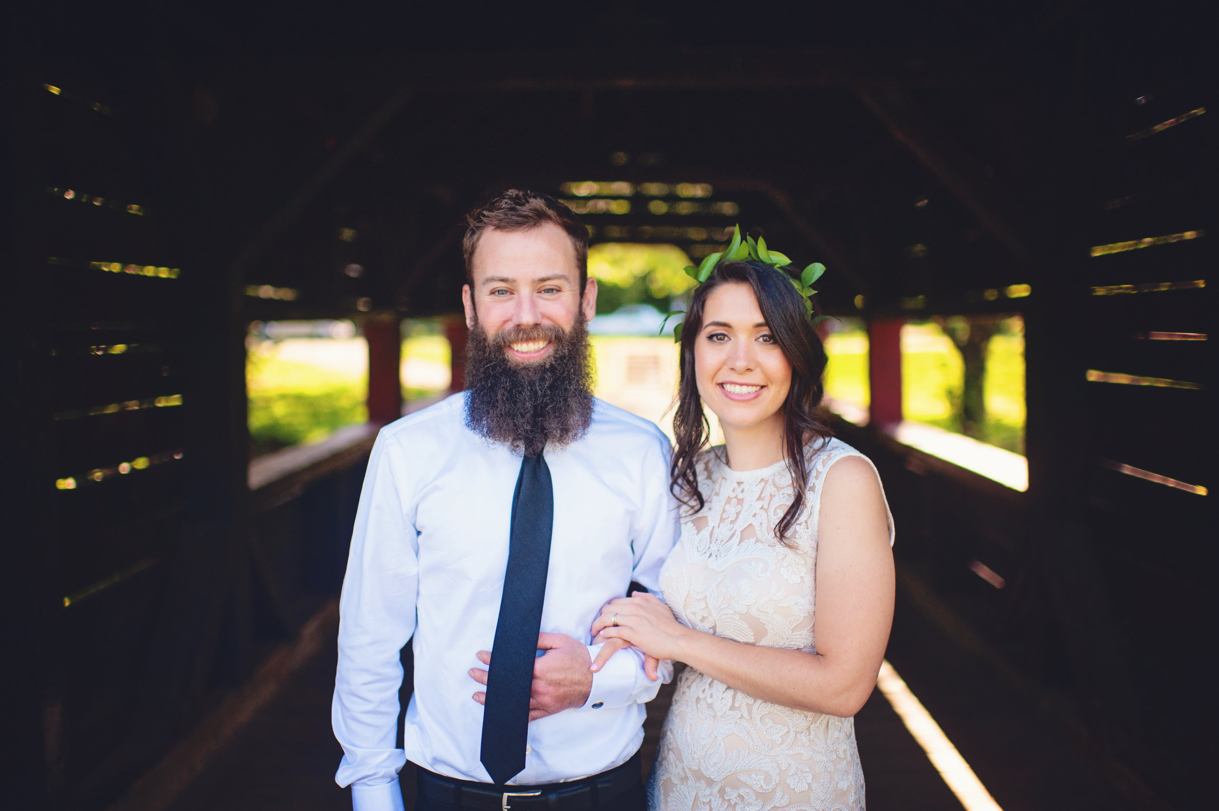 """""""If you want great photos and a great time too, this is your guy."""" - What an amazing photographer! I work in the wedding industry myself and I chose Brad based off his creativity and positive spirit. If you want great photos and wanna have a great time too, this is your guy. All of our guests keep commenting how nice and cool the photographer was. His prices are REALLY reasonable for the area. Most importantly, I LOVE all the pictures.– Anna and Bobby"""