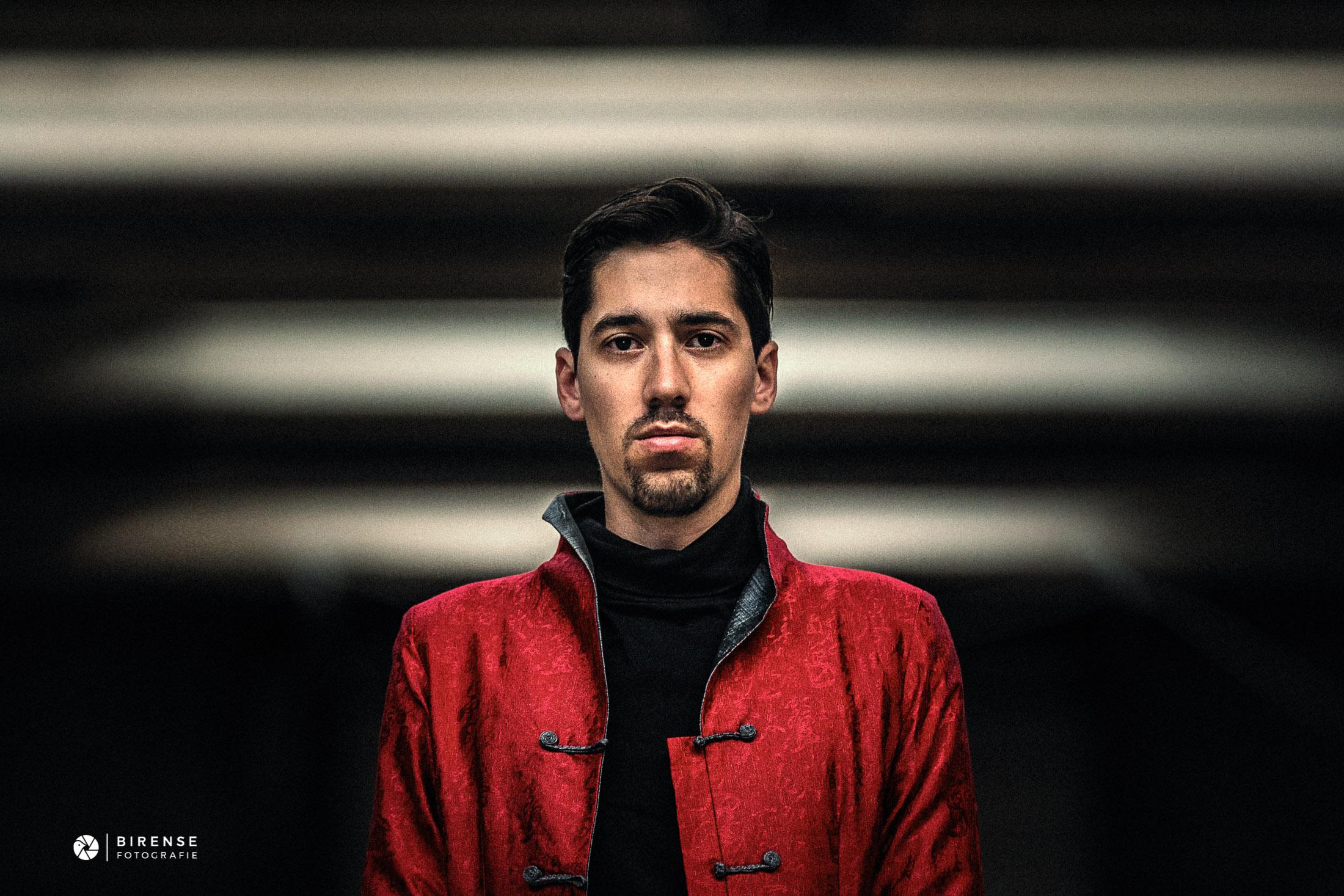 Between The Jars rock band The Netherlands - portrait Florian zanger 2018 by Birense Fotografie (1 van 1).jpg