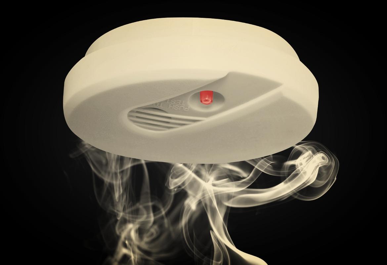 Smoke, Heat & CO Detectors