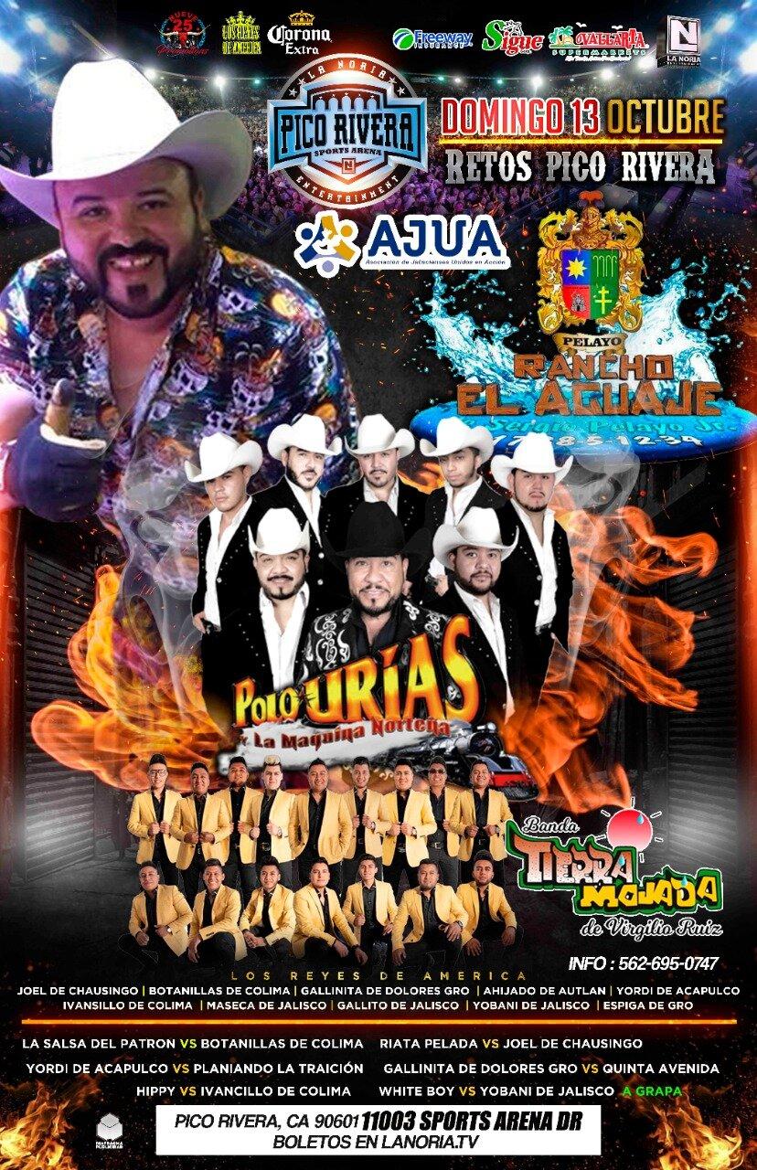 POLO URIAS - DOMINGO 13 DE OCTUBRE