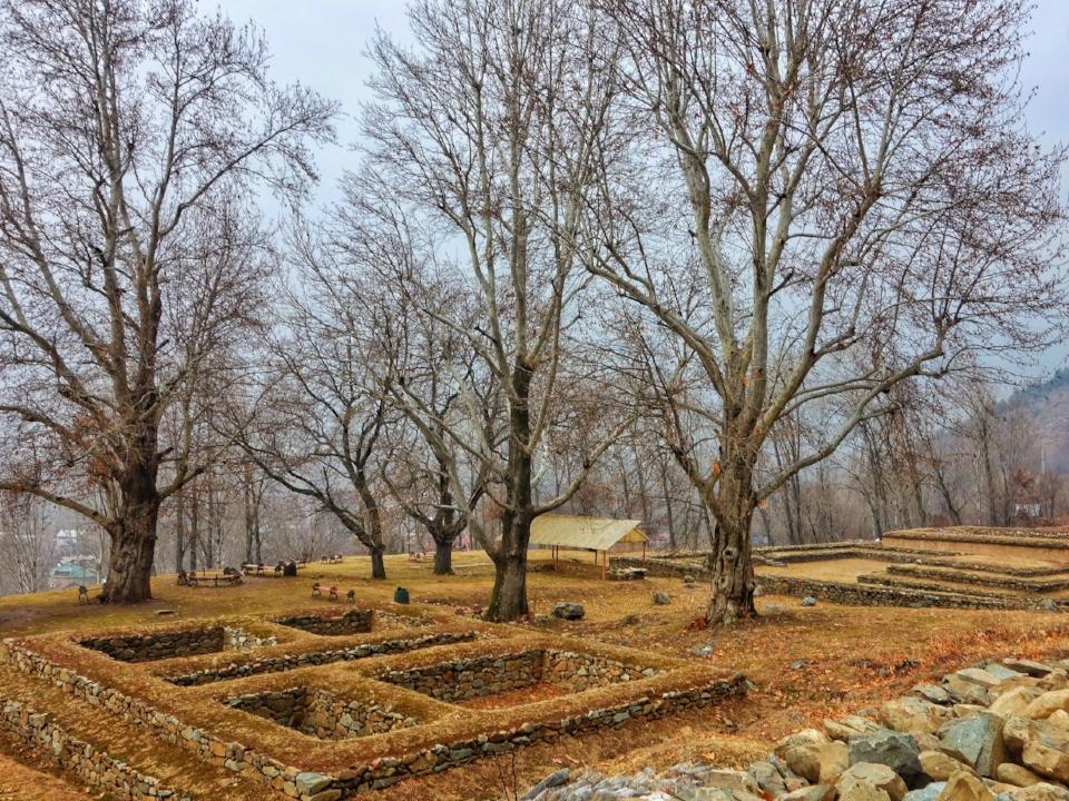 Harwan Buddhist Monastery -