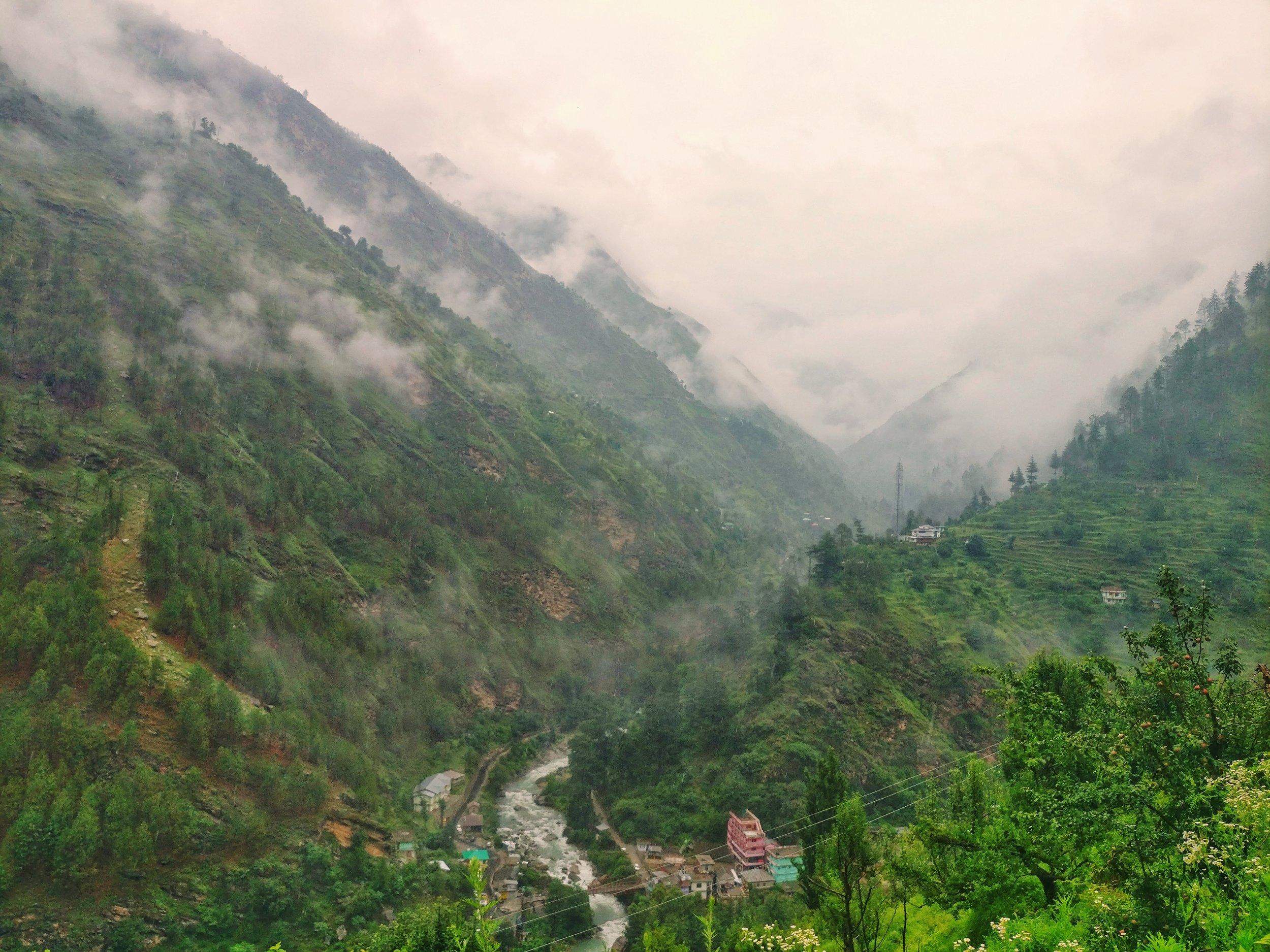 Great Himalayan National Park -